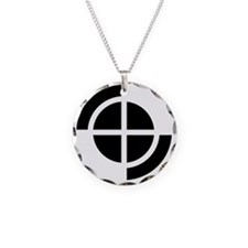 logosmall2 Necklace Circle Charm