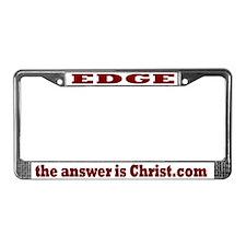 Our logo -  License Plate Frame