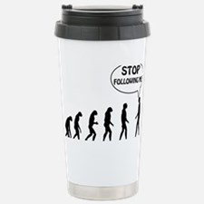 stop following Travel Mug
