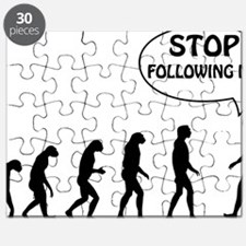 stop following Puzzle
