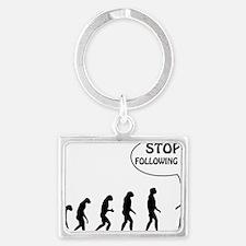 stop following Landscape Keychain