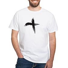 Ash Wednesday (Cross sq) Shirt