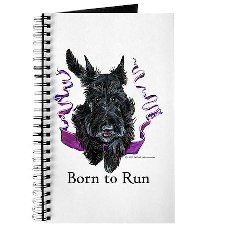 Born to Run Scottie Journal