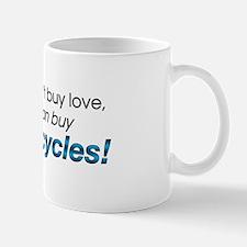 Money & Motorcycles Mug