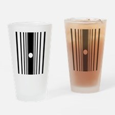 doppler_ipad1_inverse Drinking Glass