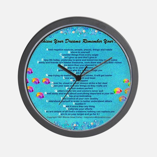 cp calendar 11.75 x 9.5 Wall Clock