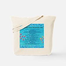 cp calendar 11.75 x 9.5 Tote Bag