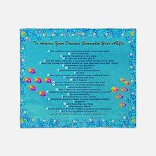 cp calendar 11.75 x 9.5 Throw Blanket
