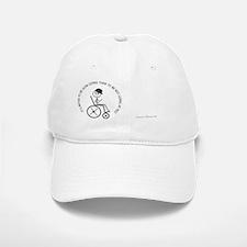 mug_slow_going_wheelchair1 Baseball Baseball Cap