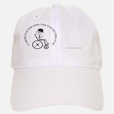 mug_slow_going_wheelchair1 Cap