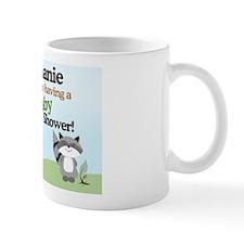 Enchanted Forest Woodland Baby Shower Y Mug