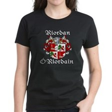 Riordan In Irish & Engish Tee