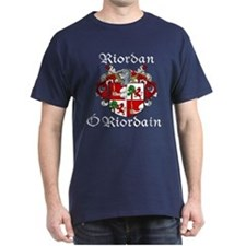 Riordan In Irish & Engish T-Shirt