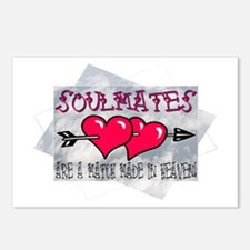 ...Soulmates Are... Postcards (Package of 8)