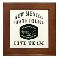 nmspdive Framed Tile