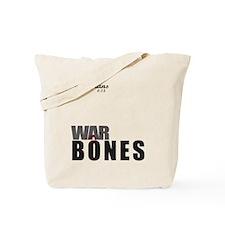 Bones3_tshirtGraphics Tote Bag
