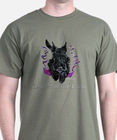 Scottish Terrier Leader T-Shirt