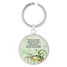 Back-Cover_PNG Round Keychain