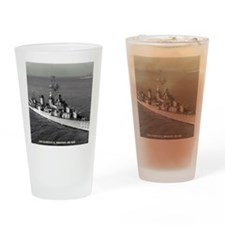 ckbronson calendar Drinking Glass