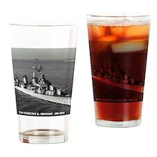 ckbronson framed panel print Drinking Glass
