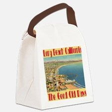 longbeach Canvas Lunch Bag