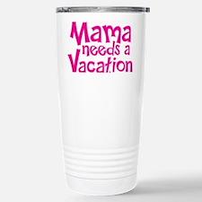 vacation Stainless Steel Travel Mug