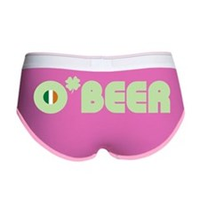 OBeer_dark Women's Boy Brief