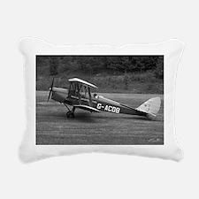 TigerMoth Rectangular Canvas Pillow