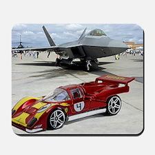 Hot Wheels_Ferrari 512M_Red_F22 Mousepad