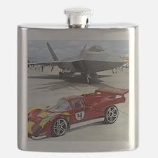 Hot Wheels_Ferrari 512M_Red_F22 Flask