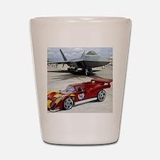 Hot Wheels_Ferrari 512M_Red_F22 Shot Glass