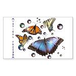 Rectangle Sticker