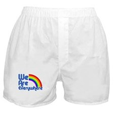 We Are Everywhere Boxer Shorts