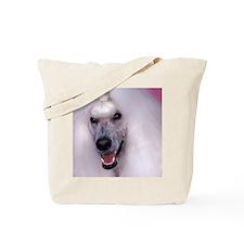 Poodle ipad Tote Bag
