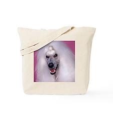 Poodle pillow Tote Bag