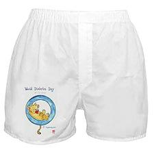 diabetes2010 Boxer Shorts