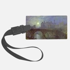 Alnwick Castle Luggage Tag
