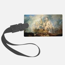 Battle of Trafalgar Luggage Tag