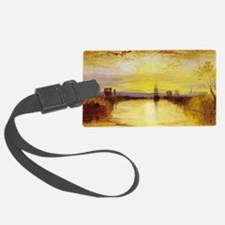 Chichester Canal Luggage Tag