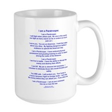 Paratrooper Creed Mug