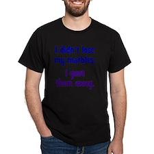 marbles_tall1 T-Shirt