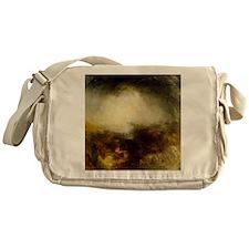 Shade and Darkness Messenger Bag
