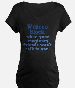 writers-block_rnd1 T-Shirt
