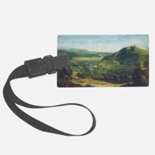 Plym Estuary Luggage Tag