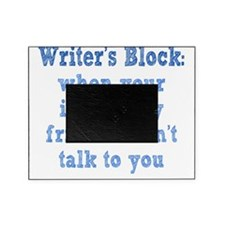 writers-block1 Picture Frame