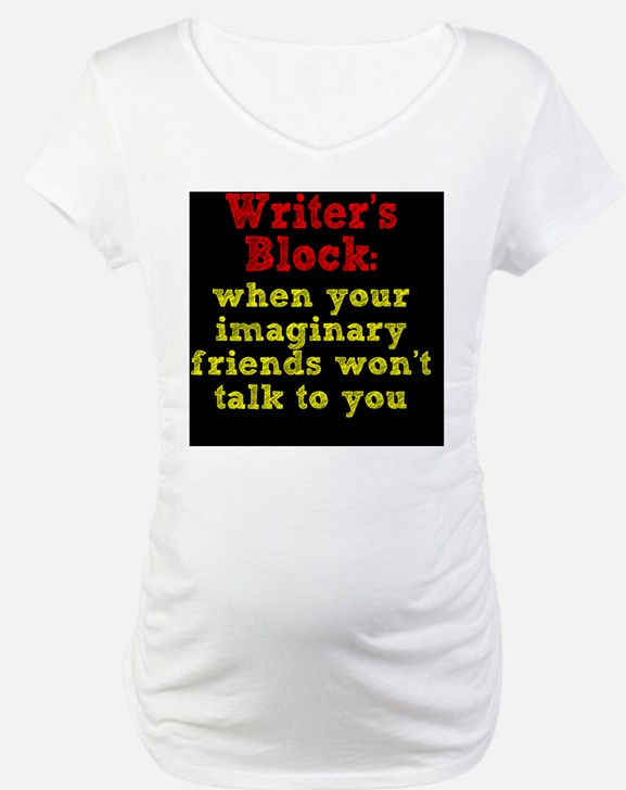 writers-block_rnd2 Shirt