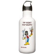 journal1 Water Bottle