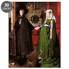 Portrait of Giovanni Arnolfini and his Wife Puzzle