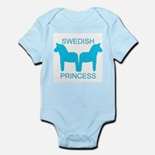 Swedish Princess Infant Bodysuit