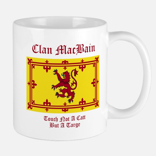 MacBain Mug